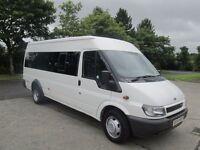2005 17 seater minibus mot nov uk bus only home £4250
