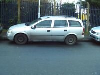 mk4 vaux astra (G) estate breaking for parts
