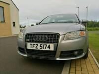 Audi A4 S-line tdi Quattro