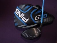 Ping G30 Driver 10.5 degree loft (reduced price)