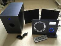 TEAC Micro HiFi System CX -2001 DAB