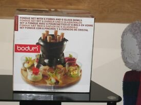 Fondue Set - 6people - Brand New - Boxed