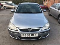 Vauxhall Corsa 1.2 i 16v SXi+ 2006 sporty looking car 3dr £799