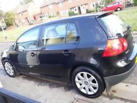Vw Golf Gt TDI 2.0 Auto Black,beautiful car