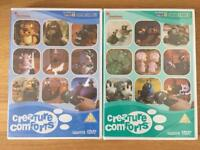 Brand new still sealed Creature Comforts Series 1
