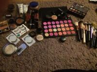 Large stash of makeup