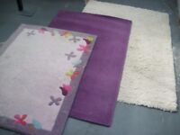 A VARIETY OF RUGS