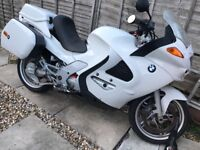 BMW K1200RS - Year 2005 - with carrying boxes