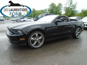 2014 Ford Mustang Convertible/V6/Manuelle