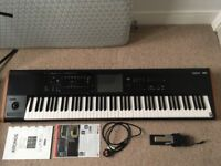 Korg Kronos 2 88-key Keyboard Workstation, Perfect Condition - the king of workstation synthesizers!