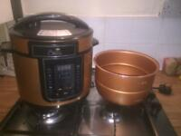 Pressure King pro 12 in 1 pressure cooker