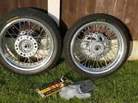 ktm supermoto wheels