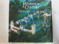 Two tickets to Warwick Castle on Saturday 27th January only.