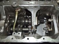 CLASSIC MINI STRAIGHT CUT GEARBOX JUST REBUILT