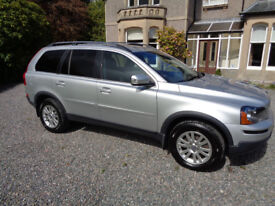Volvo XC 90 2.4S D5 AWD Diesel, Manual, Low Miles, Great Condition!