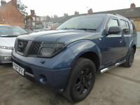 NISSAN PATHFINDER 2.5 SPORT DCI 5d 7 SEATER SERVICE HISTORY **3 MONTHS WARRANTY INCLUDED** 2007