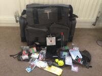 Fishing bag and other gear