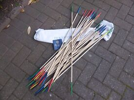 Pick-up-Sticks Mikado game