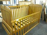 Cot bed #31161 £35