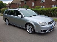 2004 (54) FORD MONDEO 3.0 V6 ST-220 ESTATE - 6 SPEED MANUAL - HUGE SPEC - IMMACULATE