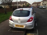 vauxhall corsa 2007 1.2 SXI COMES WITH EXTRAS, SPORTS EXHAUST AND KN FILTER ALSO MORE, DRIVESPERFECT