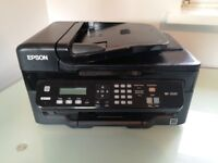 Epson wf-2520 Printer for spares or repairs. Ethernet Networked