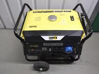 Generator 6.5 - 7.0 kva max as new condition boxed