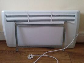 Hyco AN2000T 2kw Accona Wall Mount Panel Heater with LCD timer