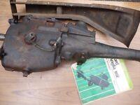Anglia 105E Gearbox