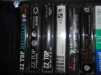 Cassettes 4 pistes originales