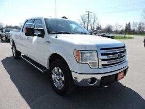 2013 Ford F-150 Lariat. 5.0L. 4X4. Leather. Loaded