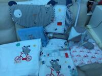 Toodle Pip Nursery Set - Next