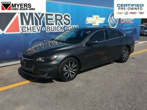 2017 Chevrolet Malibu NAVIGATION, HEATED LEATHER SEATS, SUNROOF