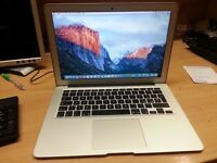 """MacBook AIR 13.3"""" intel Core i5 2013.I've Mcbook pro intel core 2 Duo i5, i7.Buy with shop receipt"""