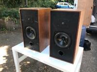 Pair of Large Speakers