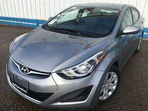 2016 Hyundai Elantra GL *HEATED SEATS*