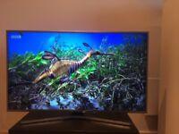 Samsung 50 inch 4k UE50JU6800K SmartTV