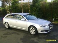 Audi A6 SE 2.0 TDI Avant Estate 2011 Full Leather 7 Speed Tiptronic gear box - Excellent Car