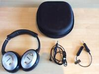 BOSE Noise Cancelling Headphone ( Wireless enabled )