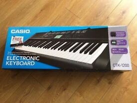 Casio CTK-1200AD Full Size Starter Keyboard