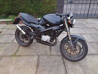 cagiva raptor/planet 125 breaking/spairs mito