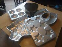 Wilton Cake Tins