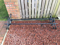 FORD TRANSIT ROOF RACK (GOOD CONDITION)