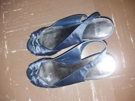 Monsoon high heels size UK 7 luxuriuos