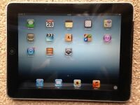 APPLE IPAD IST GENERATION 9.7INCH 32GB WIFI CELLULAR JAILBROKEN