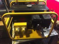 Harrington 110 volt Honda generator