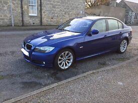 2008 BMW 320i, 2.0l (58reg), Petrol, Manual