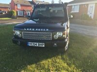 2004: Land Rover DISCOVERY TD5 AUTOMATIC