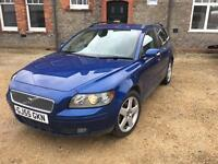 VOLVO V50 SE ESTATE 2.0 (E4) DIESIEL 2005 BARGAIN AT £1495