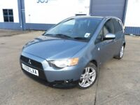 2009 MITSUBISHI COLT 1.3 CZ2 AUTOMATIC LOW MILEAGE 6700 CHEAP TO RUN NICE CONDITION